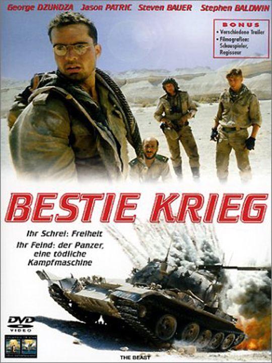 Bestie Krieg : Kinoposter