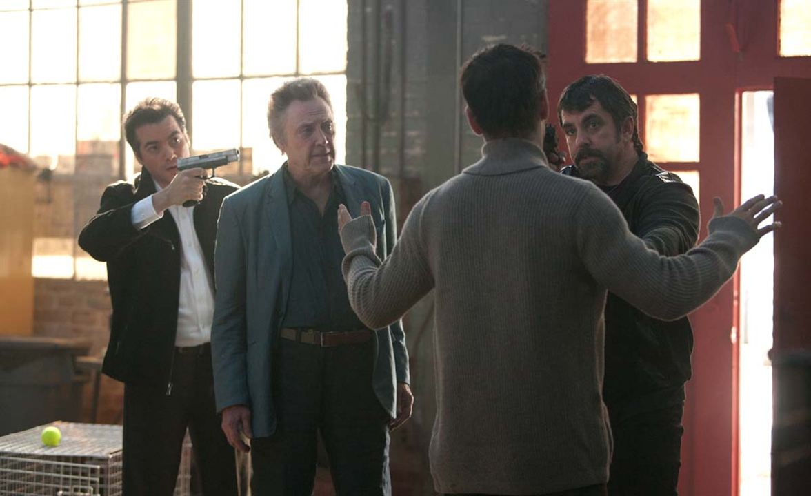 7 Psychos : Bild Christopher Walken, Colin Farrell