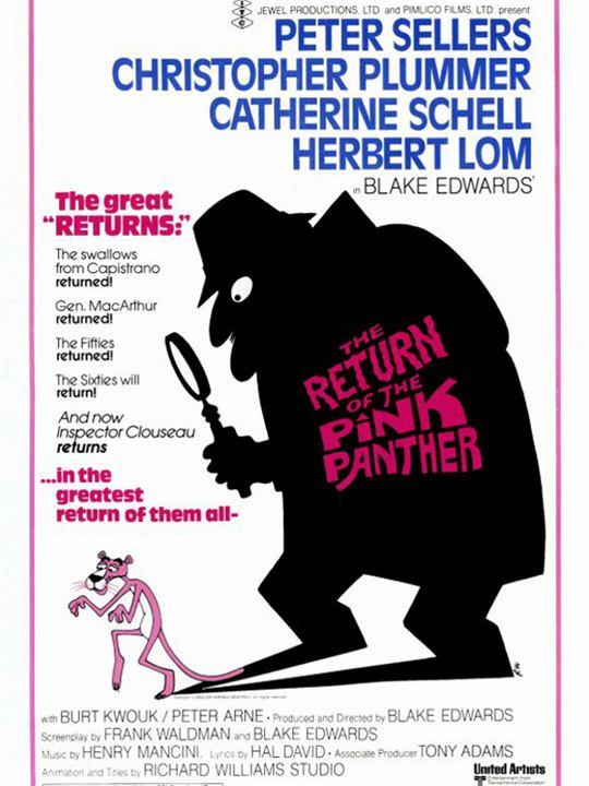 rosaroter panther stream