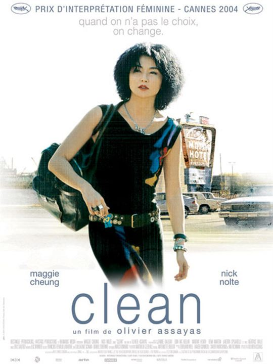 Clean : poster