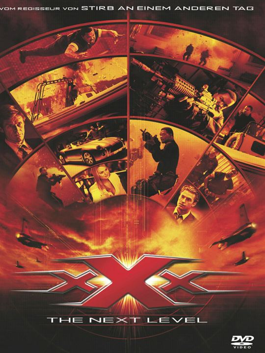 xXx 2 - The Next Level : Kinoposter