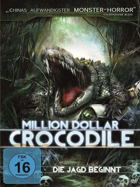 Million Dollar Crocodile - Die Jagd beginnt : Kinoposter