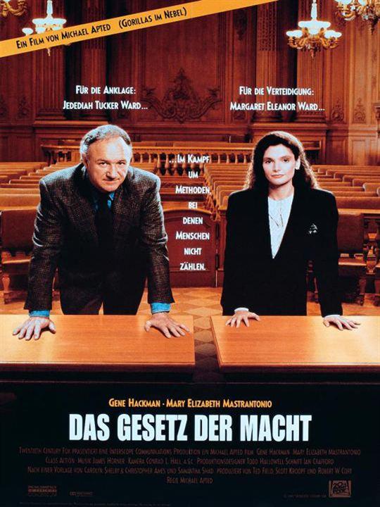 Das Gesetz der Macht : Kinoposter