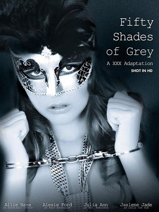 Fifty Shades of Grey: A XXX Adaptation : poster