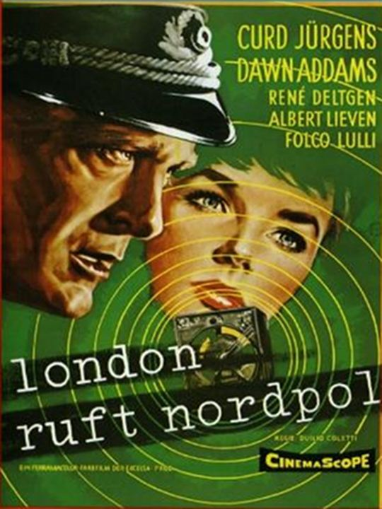 London ruft Nordpol