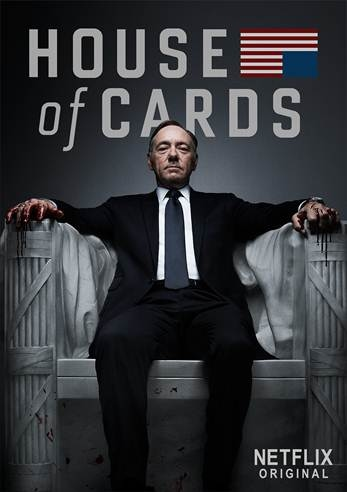 House Of Cards (US) : Kinoposter