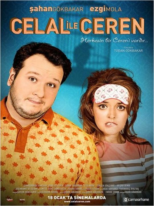 Celal ile Ceren : poster