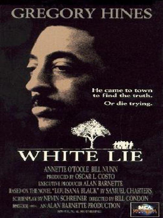 White Lie (TV) : poster