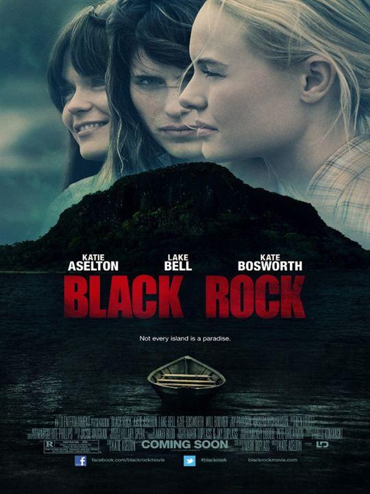 Black Rock überleben Ist Alles