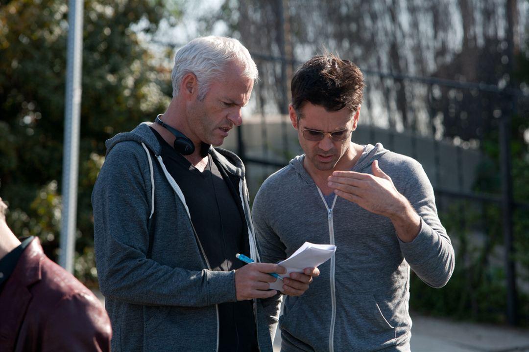 7 Psychos : Bild Colin Farrell, Martin McDonagh