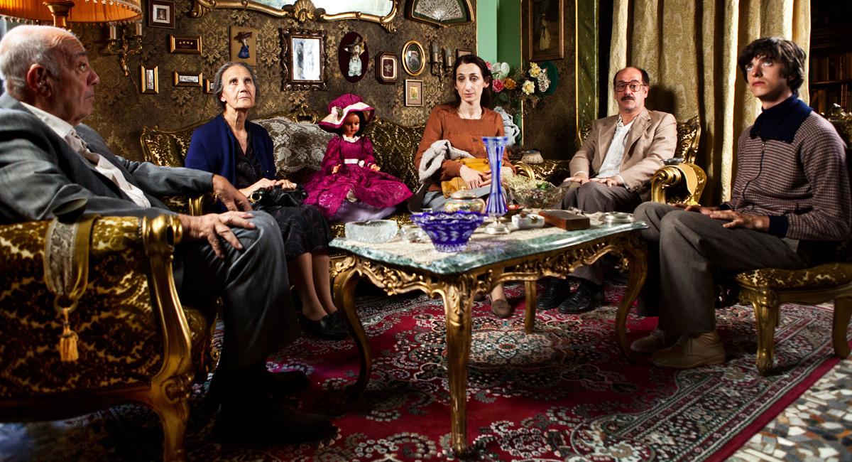 It Was The Son : Bild Aurora Quattrocchi, Fabrizio Falco, Giselda Volodi, Toni Servillo