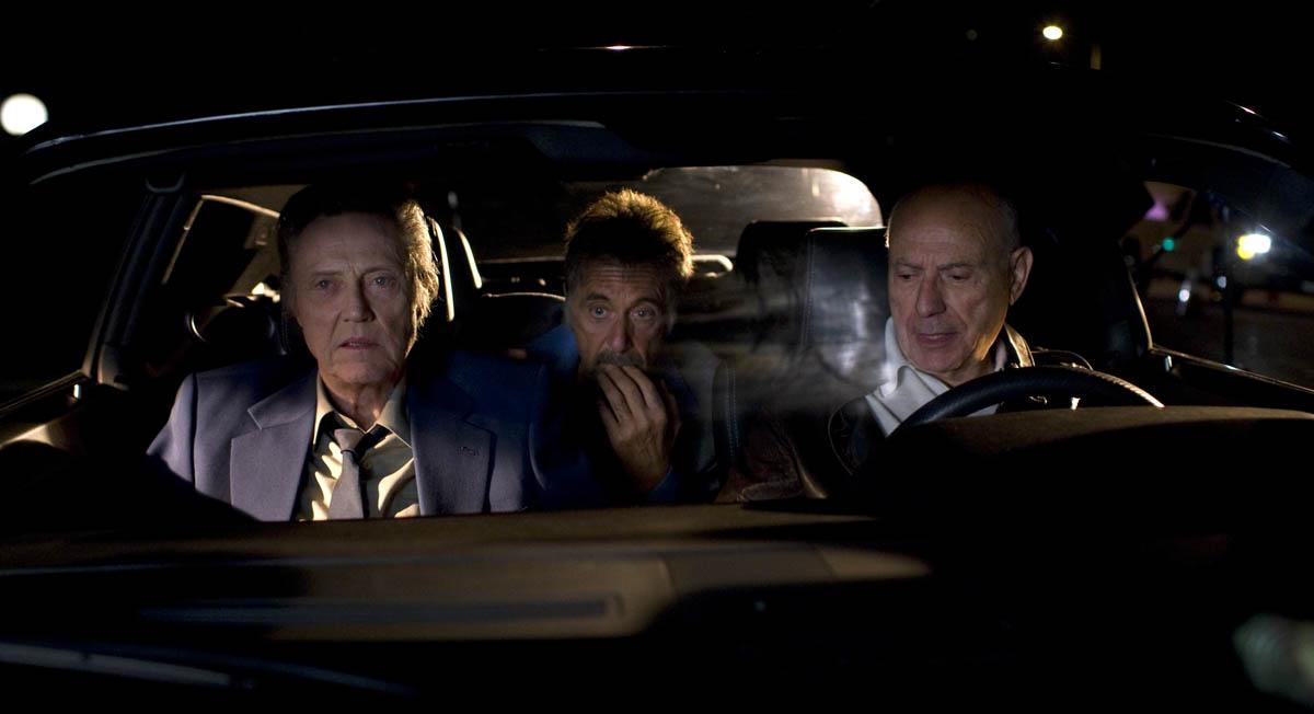 Stand Up Guys : Bild Al Pacino, Alan Arkin, Christopher Walken