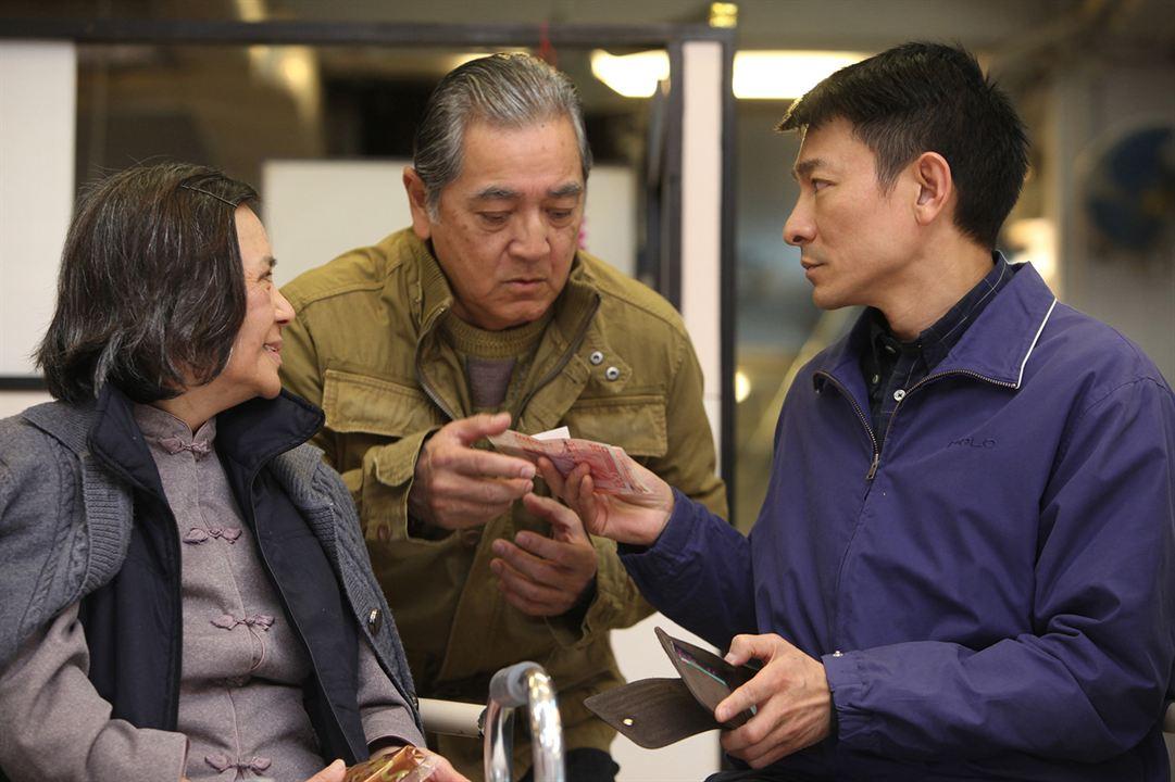 Tao Jie - Ein einfaches Leben : Bild Andy Lau, Deannie Yip, Paul Chun