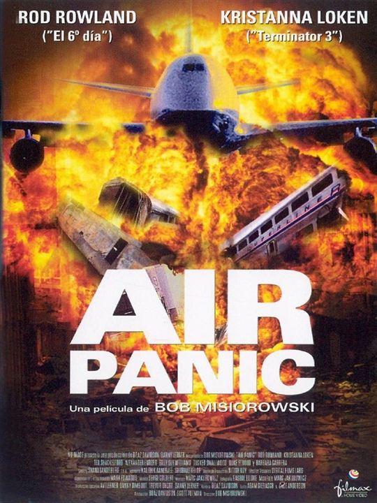 Air Panic : Kinoposter
