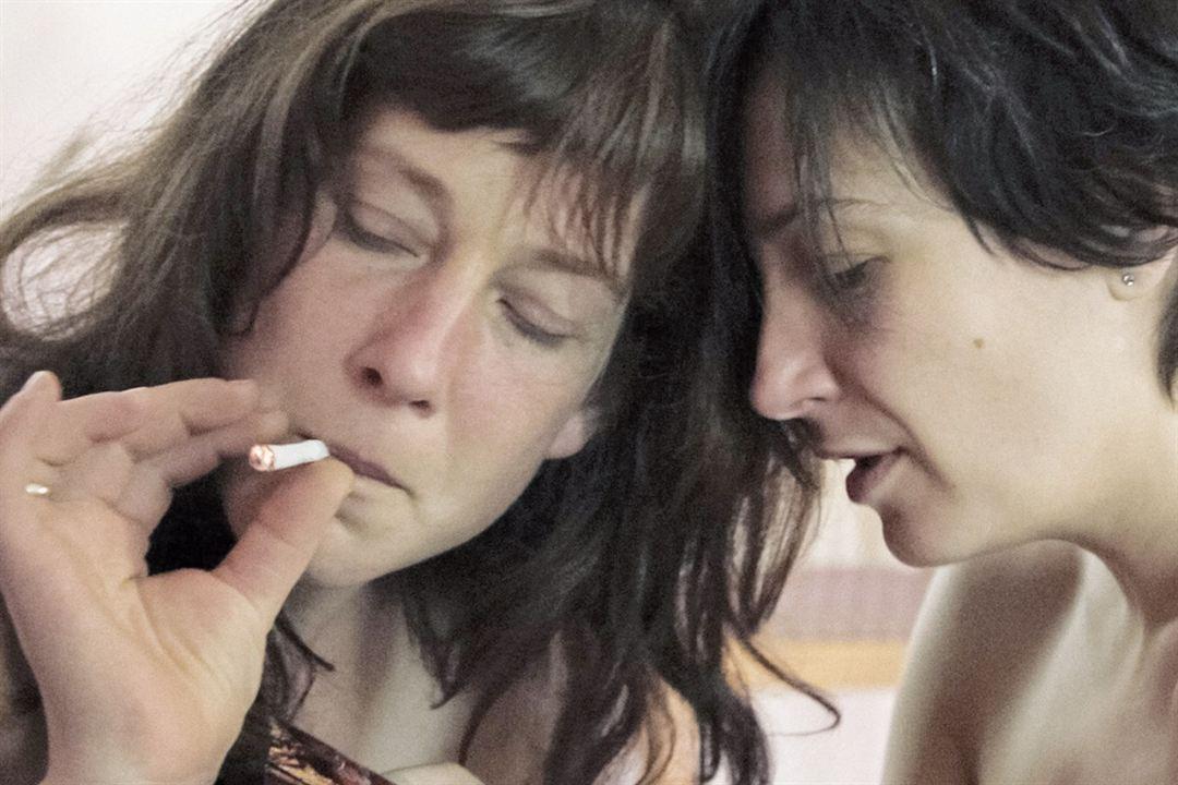 Zwei Mütter : Bild Karina Plachetka, Sabine Wolf