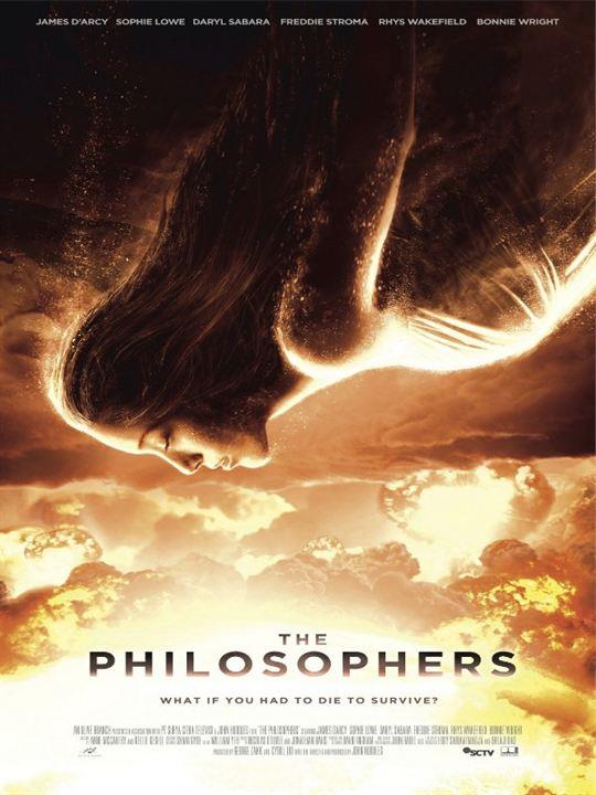 The Philosophers - Wer überlebt? : Kinoposter