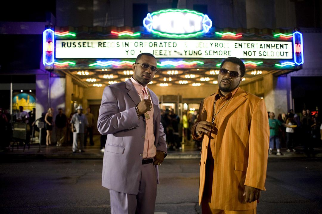 Janky Promoters : Bild Ice Cube, Mike Epps