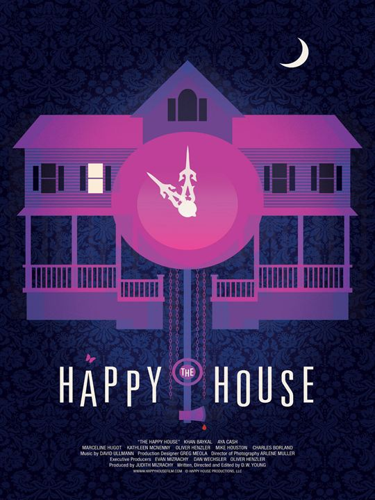 The Happy House : poster