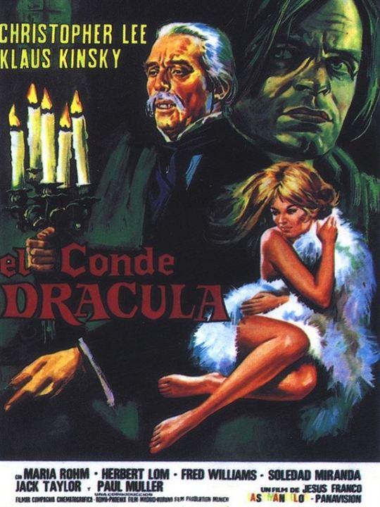 Nachts, wenn Dracula erwacht : poster