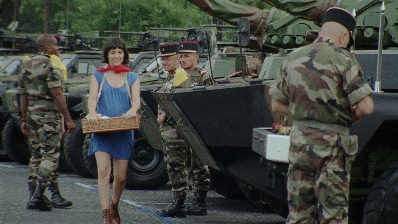 La fille du 14 juillet : Bild Vimala Pons