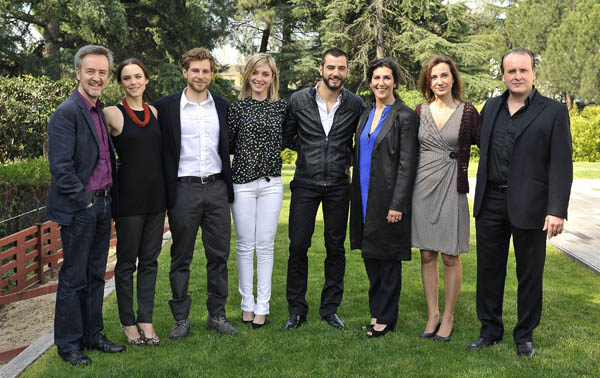 Bild Álvaro Cervantes, Antonio Velázquez, Aura Garrido, Carlos Hipolito, Elvira Minguez