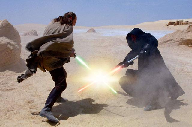 Das Laserschwert-Brummen