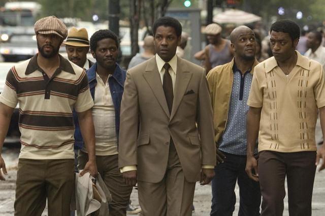 """Platz 7: """"American Gangster"""" (Ridley Scott, USA 2007)"""
