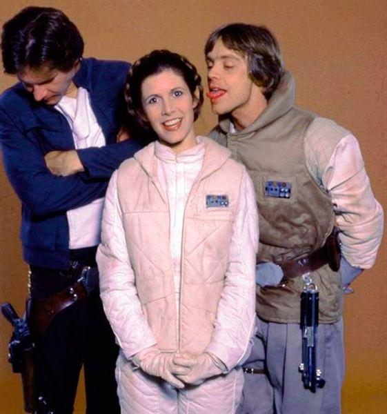 """""""Star Wars""""-Nostalgie: Die witzigsten Set-Bilder der alten Trilogie!"""