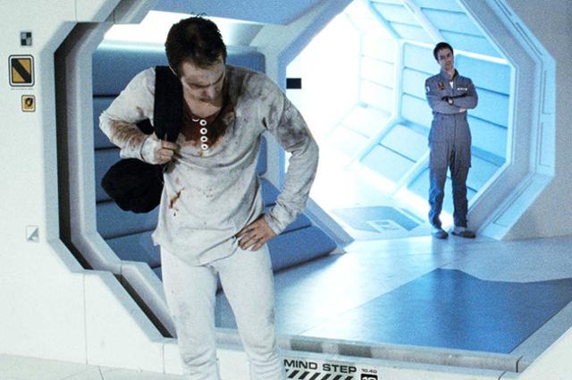 "Platz 7: Sam Rockwell in ""Moon"" (2009)"