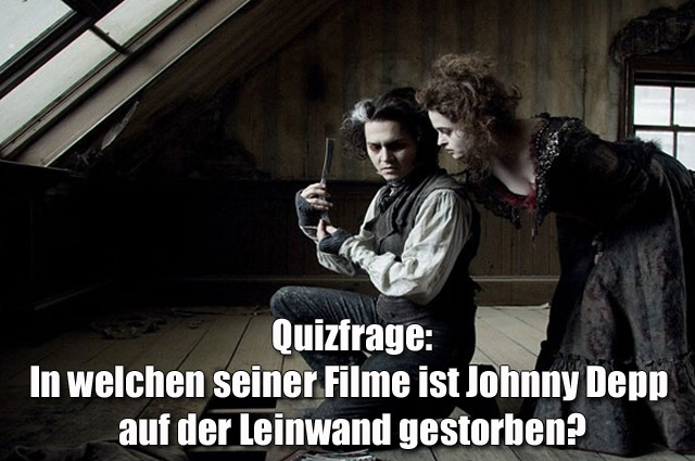 Alle Filme Von Johnny Depp