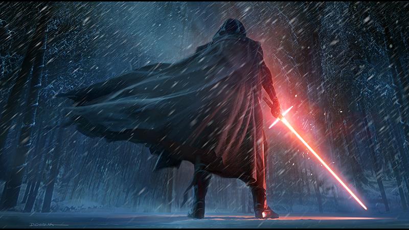 """""""Star Wars 7"""": Seht 40 beeindruckende Konzeptkunst-Bilder zum Sternenkriegs-Abenteuer"""