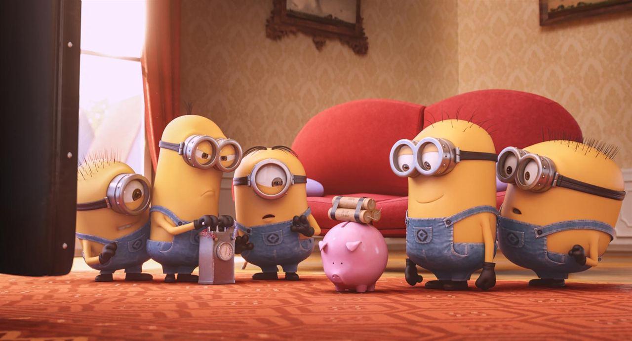 Wann Kommen Die Minions Im Kino