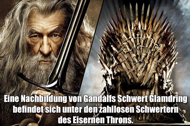 """Gandalf-MacGuffin und mehr: Diese 20 """"Game Of Thrones""""-Details habt ihr bisher garantiert übersehen"""