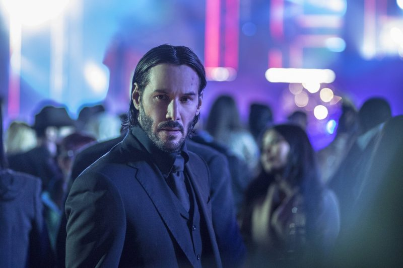 """Neuer Hund: Erste Szenenbilder aus """"John Wick: Kapitel 2"""" mit Keanu Reeves"""