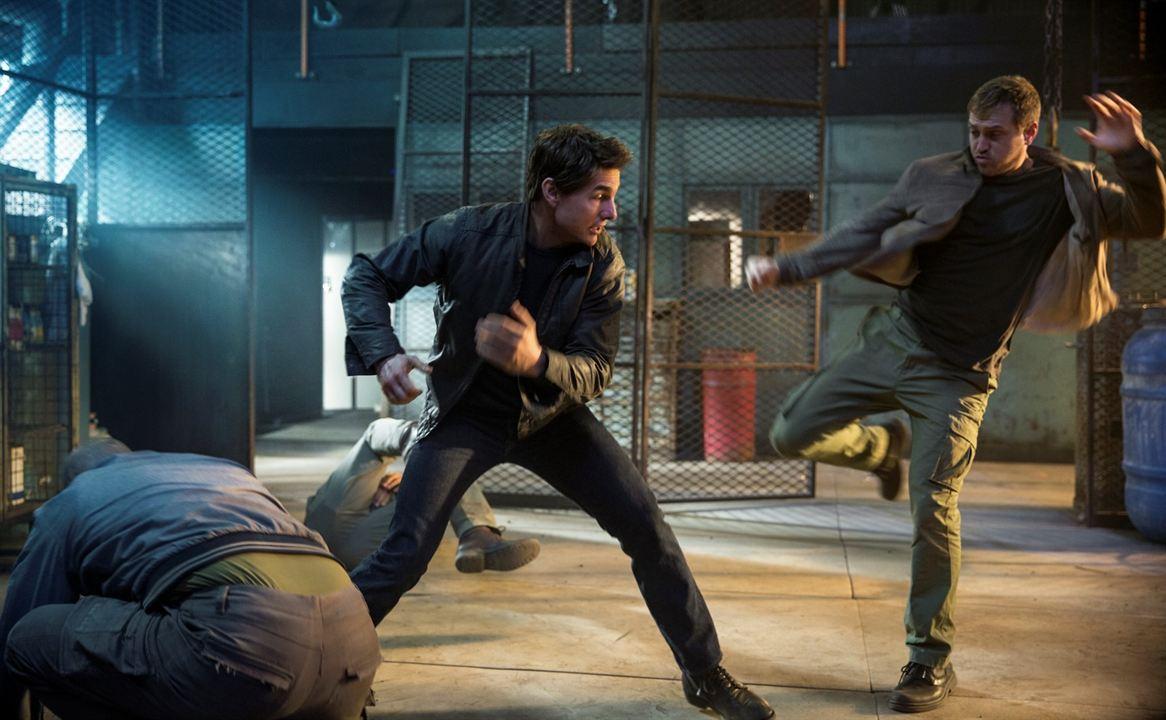 """""""Jack Reacher 2: Kein Weg zurück"""": Kritik, Trailer und FSK zum Action-Thriller mit Tom Cruise"""
