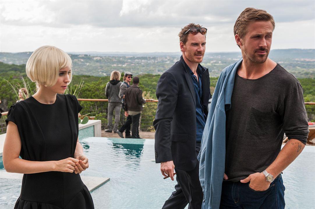 """Suchen in """"Song To Song"""" den großen Erfolg: Faye (Rooney Mara), Cook (Michael Fassbender) und BV (Ryan Gosling)"""