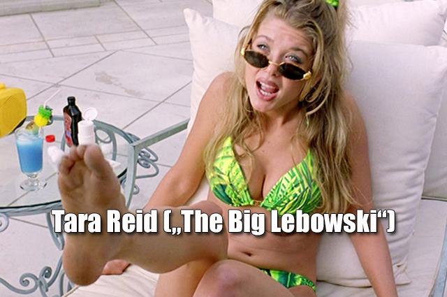 "Tara Reid (""The Big Lebowski"", 1998)"
