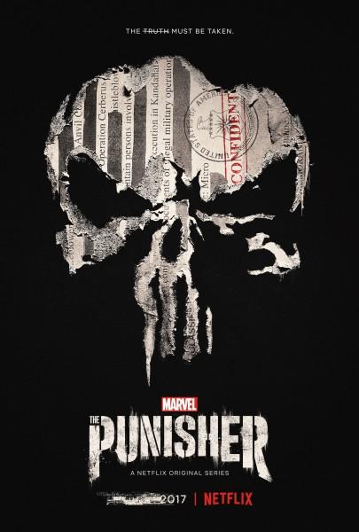 """Das neue Poster zu """"The Punisher"""""""