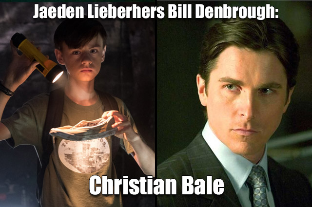Christian Bale als Bill