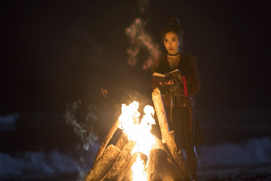 Lyrica Okano spielt Nico Minoru
