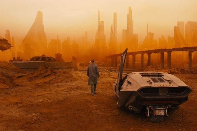 """""""Blade Runner 2049"""" (2017)"""