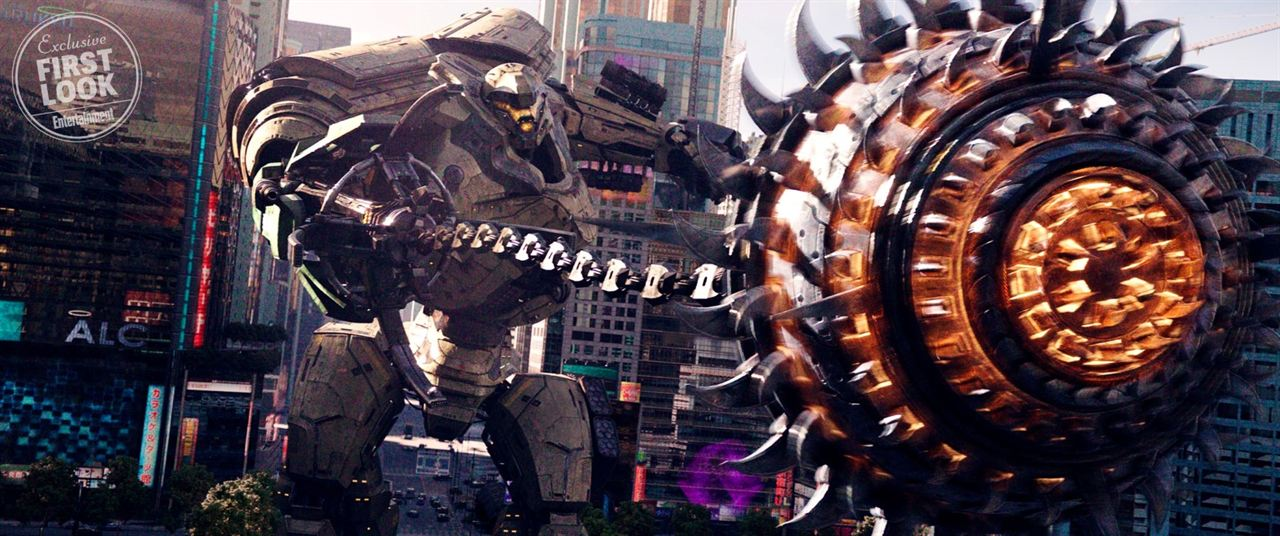 "Bracer Phoenix in ""Pacific Rim 2: Uprising"""
