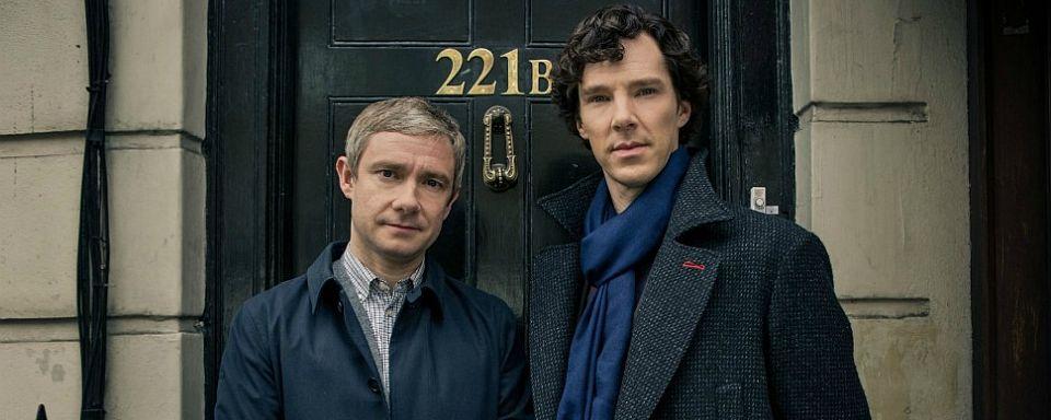 """""""Sherlock"""": Showrunner Steven Moffat nährt die Hoffnung auf eine 5. Staffel"""