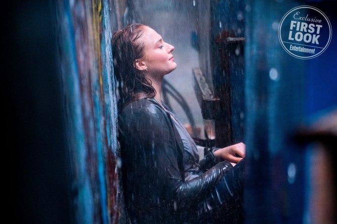 "Sophie Turner als Jean Grey in ""X-Men: Dark Phoenix"""