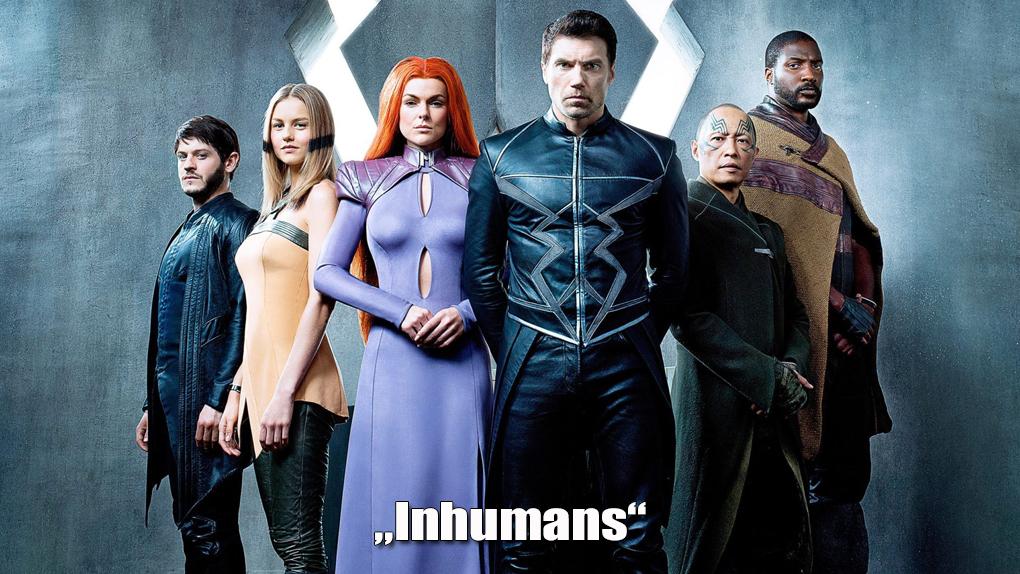 Marvels Serien