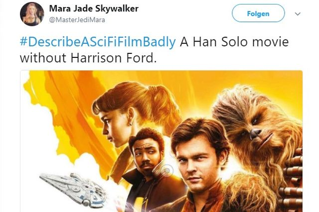 """""""Solo: A Star Wars Story"""""""
