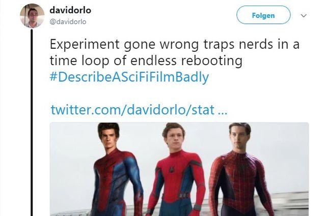 """Spider-Man"", ""The Amazing Spider-Man"" & ""Spider-Man: Homecoming"""