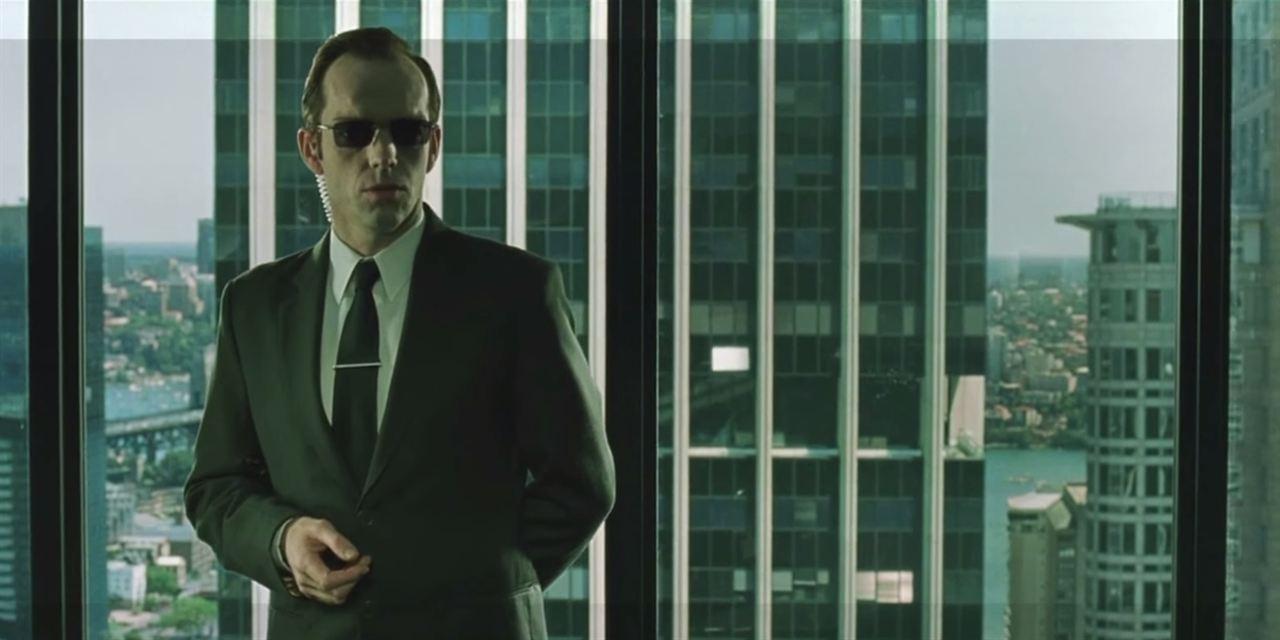 17. Agent Smith