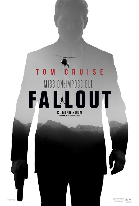 "Neues Poster zu ""Mission Impossible 6 - Fallout"""