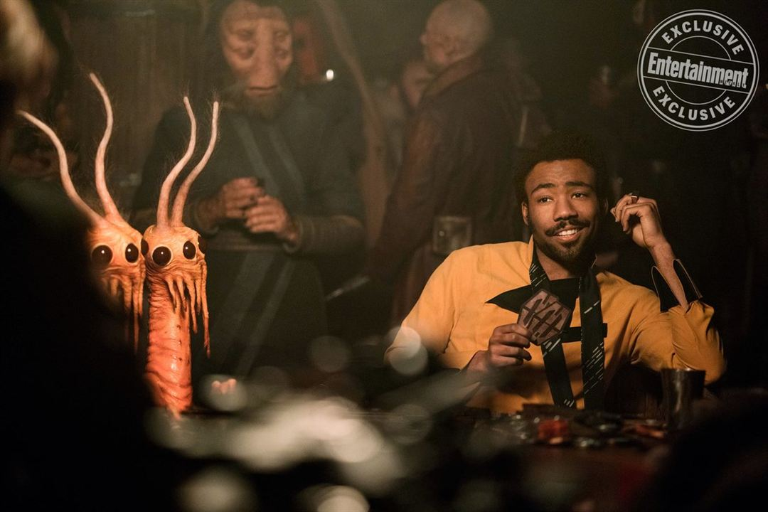 Donald Glover als Lando